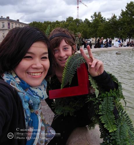 Bonjour Paris~ 巴黎 Parc de La Villette 拉維雷特公園   R1041196