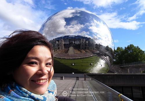Bonjour Paris~ 巴黎 Parc de La Villette 拉維雷特公園   R1041240