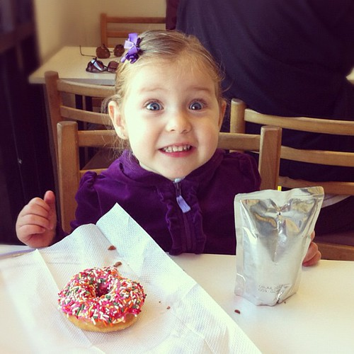 Donuts with Daddy