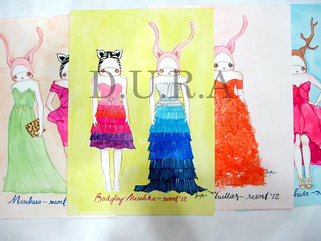 Fashion-na-nimal Darlings