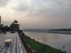 Taj Mahal in Agra - 19