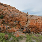 "Orange Rocks <a style=""margin-left:10px; font-size:0.8em;"" href=""http://www.flickr.com/photos/14315427@N00/6299067334/"" target=""_blank"">@flickr</a>"