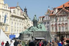 Jan Hus Memorial Photo