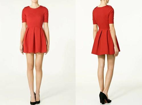 Vestido-falda-vuelo-Zara-Primavera-Verano-2011