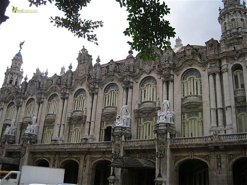 Havana National Theater - Cuba