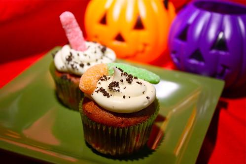 Mud Velvet Cupcakes