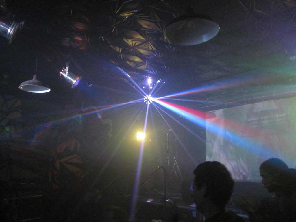 Cheap Fest III lighting