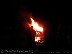 Strontian bonfire 2011 2/2