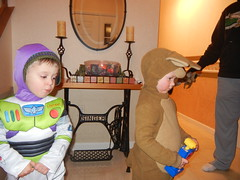 Buzz with Ana the Kangaroo