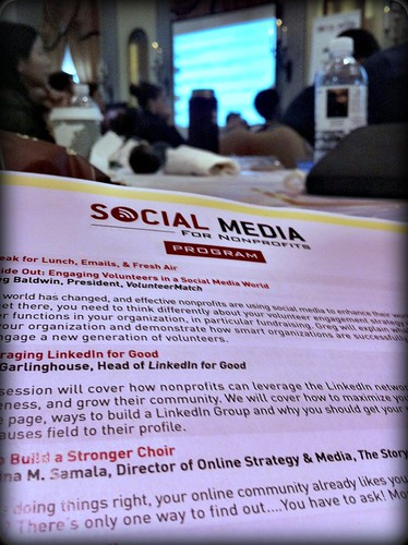 Social Media for Nonprofits, San Francisco