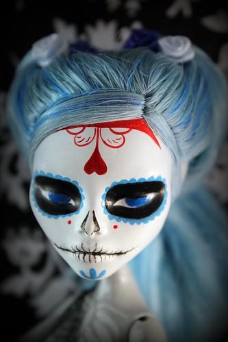 Dia de Muertos Ghoulia