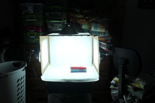lightbox.