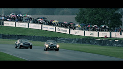 Cinematic Goodwood #5 (autoidiodyssey) Tags: cinema car race vintage martin ferrari gt cinematic 1962 aston 250 1960 zagato swb db4gt racttcelebration 2011goodwoodrevival