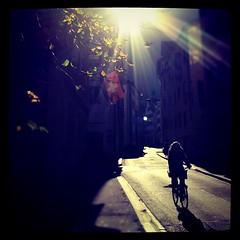 Chur (noelboss) Tags: light sun bicycle square switzerland lab roman squareformat chur sonne namics fahrrad graubünden iphoneography lab2011 instagramapp xproii uploaded:by=instagram