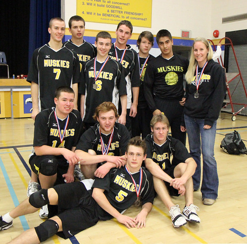 Sr Boys Volleyball Silver - Fort Frances Muskies