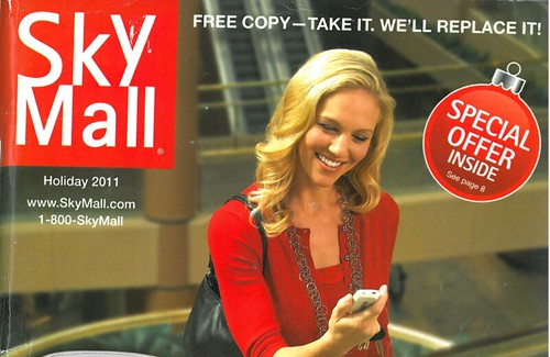SkyMall Winter 2011