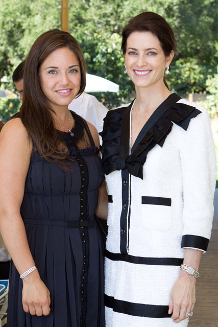 Chanel Cruises into Atherton, and Announces Mid Winter Gala 2012 Support, Bita Daryabari, Sloan Barnett, Juliet de Baubigny and Vanessa Getty recently hosted a luncheon and fashion show at the home of Bita Daryabari and Reza Malek for the Chanel Cruise 2011/2012 collection.