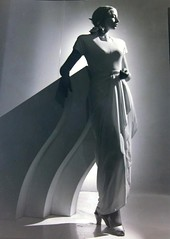 Pamela Bromley-Smith, partner of ballet dancer Valentin Zeglovsky, 1947 / Max Dupain (State Library of New South Wales collection) Tags: actress actor artdeco 1947 maxdupain maxwelldupain pamelabromleysmith missnewsouthwales balletacrossthecommons valerielawson