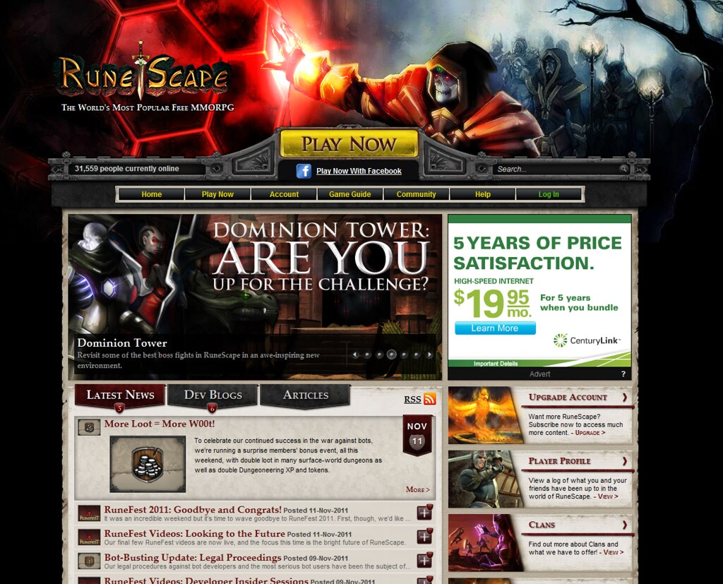 The World's most recently posted photos of 2011 and runescape