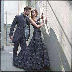 50 (Pijus Vyas) Tags: 6x6 fashion europe fuji ns cm hasselblad pro medium format 500 lithuania vilnius 160