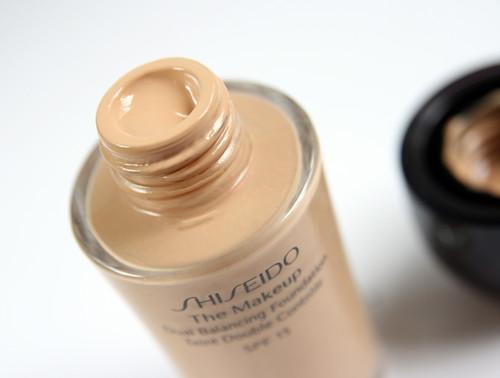 shiseido dual balancing foundation3