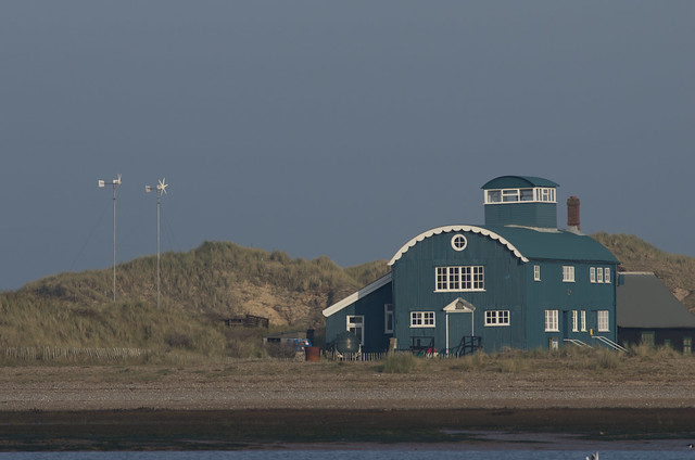blakeney old life boat station
