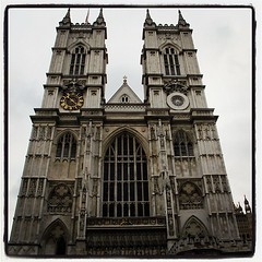 London's Westminster Abbey (CJPolitzki) Tags: uk westminster abbey square britain squareformat gb lomofi iphoneography instagramapp uploaded:by=instagram