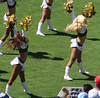 Charger Girls-016 (tolousse59) Tags: california girls sexy football pom high cheerleaders dancers legs sandiego boots kick nfl briefs cheer cheerleading miniskirt chargers pons spankies
