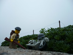 GI Brick Product Images Contest Part 6 Helmets (Rebla) Tags: lego wwii contest ww2 fp entery brickarms