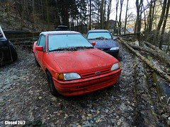 Ford Escort Convertible