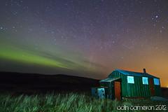 Moorhouse Aurora 3 - Explor'd! (Colin Cameron ~ Photography ~) Tags: longexposure lightpainting green dark stars scotland aurora glowing starry northernlights isleoflewis stornoway moorhouse auroraborialis colincameron airidh Astrometrydotnet:status=failed canon7d lightjunkies tamron1024mm blinkagain bestofblinkwinners blinksuperstars Astrometrydotnet:id=alpha20120473223171