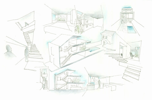Croquis a Mano Alzada Arquitectura no Son Croquis a Mano Alzada
