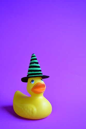 Witchy Duck by Sofia Katariina