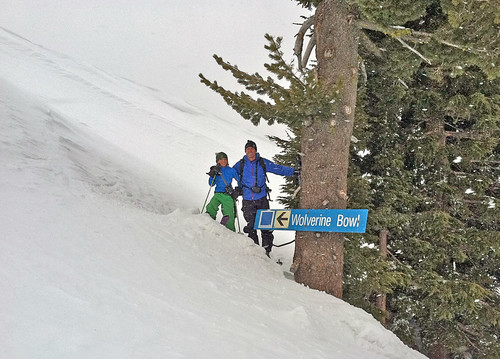 Alpine Meadows snow 6/4/11