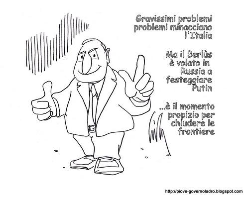 Frontiere by Livio Bonino