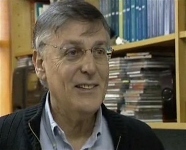 2011 Nobel Prize winner for Chemistry Dan Shechtman