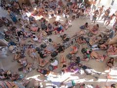 Free Silence (ivokiwi) Tags: people usa love dessert temple sand nevada joy relaxing silence bmc