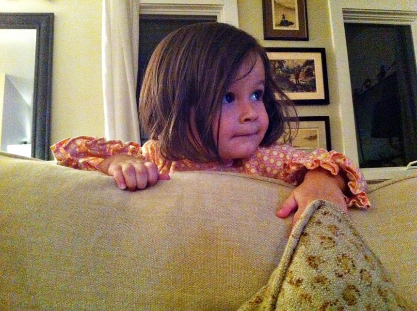peek a boo sofa