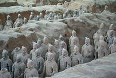 Terracotta Army - view 1