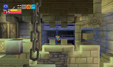 Cave Story 3DS - Sandzone 17