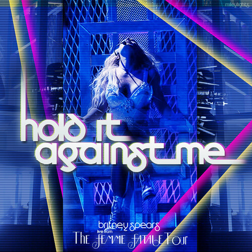 Hold it Against Me - Britney Spears (Live from the Femme Fatale tour)