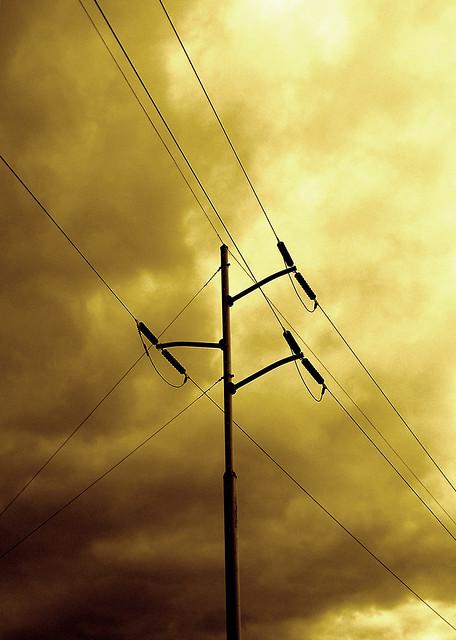 árbol eléctrico