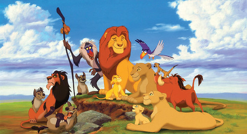 The Lion King: Las Aventuras del El Rey Leon