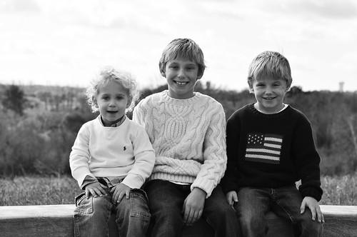Roed Boys Oct 2011 -8bw