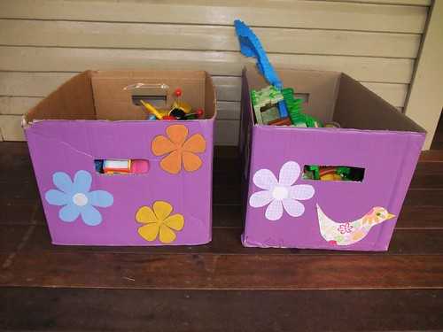 decorate ideas boxes decoration large box yourself decorated cardboard decorating decor
