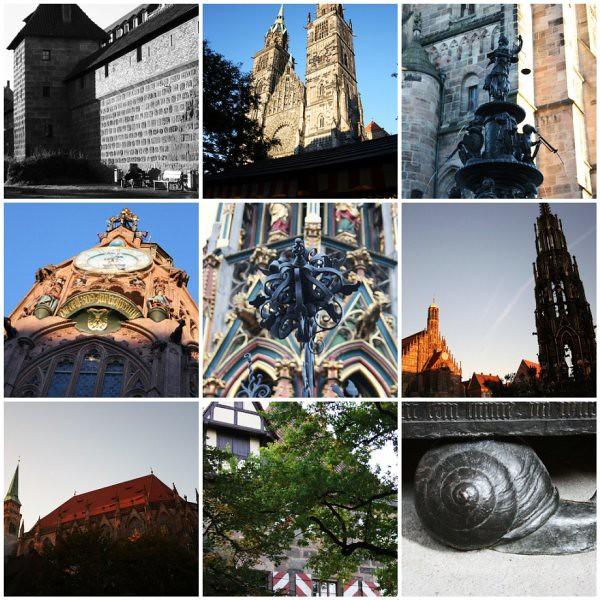 norimberga - monuments