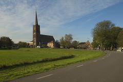 Batenburg Church (CZ Photography) Tags: oktober netherlands nikon europa europe d2x nederland casper octobre gelderland 2011 tamron1224 zoethout