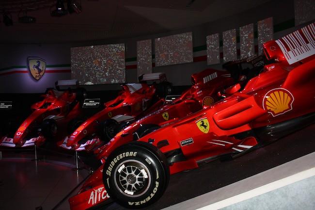 Museo Ferrari F1