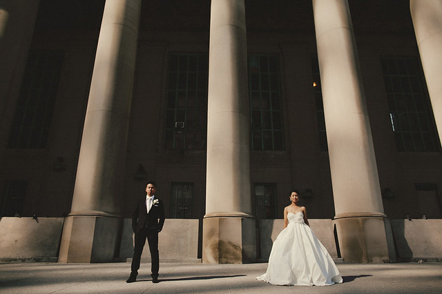 Union Station Wedding Photos