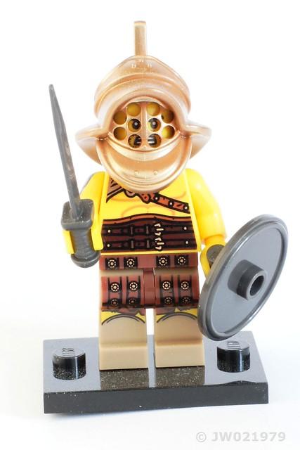 Lego Gladiator Minifigure